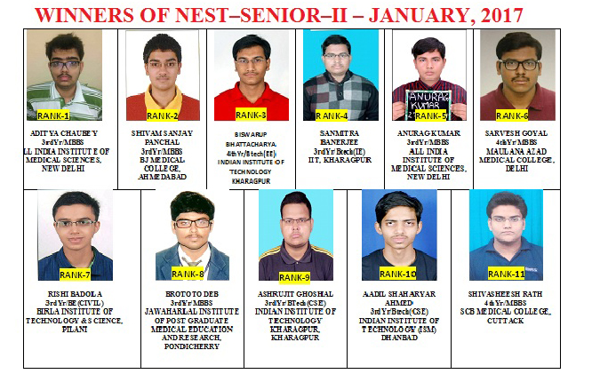 Nest Senior-II 2017