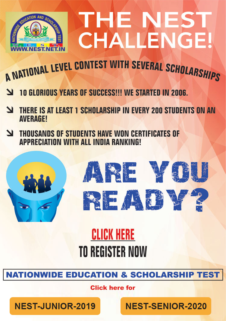 NATIONWIDE EDUCATION AND SCHOLARSHIP TEST ::